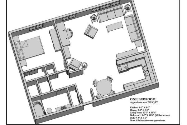 1-BR-Unit--83~100-building--3D